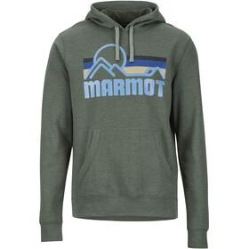 Marmot Coastal Midlayer Heren olijf